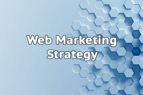 Web Marketing Strategy