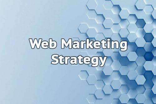 Web Marketing Strategy