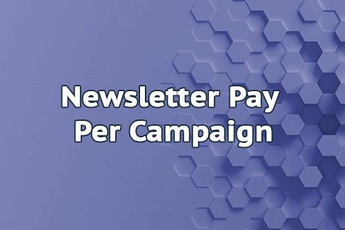 Newsletter Pay Per Campaign