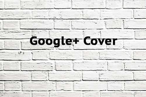 Google+ Cover