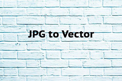 Jpg to Vector