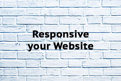 Responsive your Website