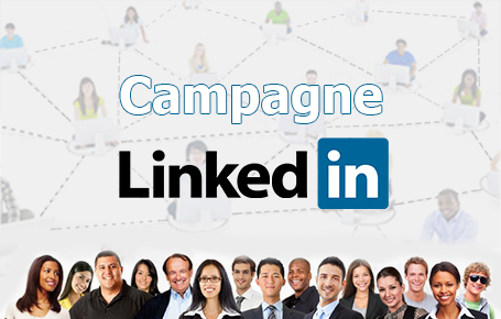 Campagne LinkedIn