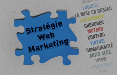 Stratégie de marketing Web