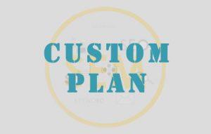Plan personnalisé
