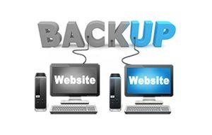 Sauvegarde de site Web